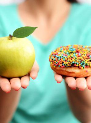 De que forma a alimentação pode afetar a saúde bucal?
