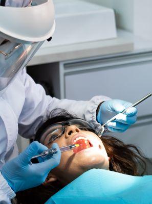 Dentistas podem aplicar toxina botulínica?