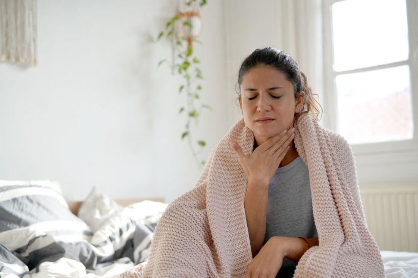 Dor de garganta pode ser sinal de dente siso nascendo?