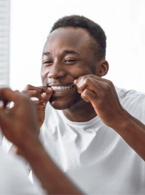 Você sabe qual é a importância do fio dental?